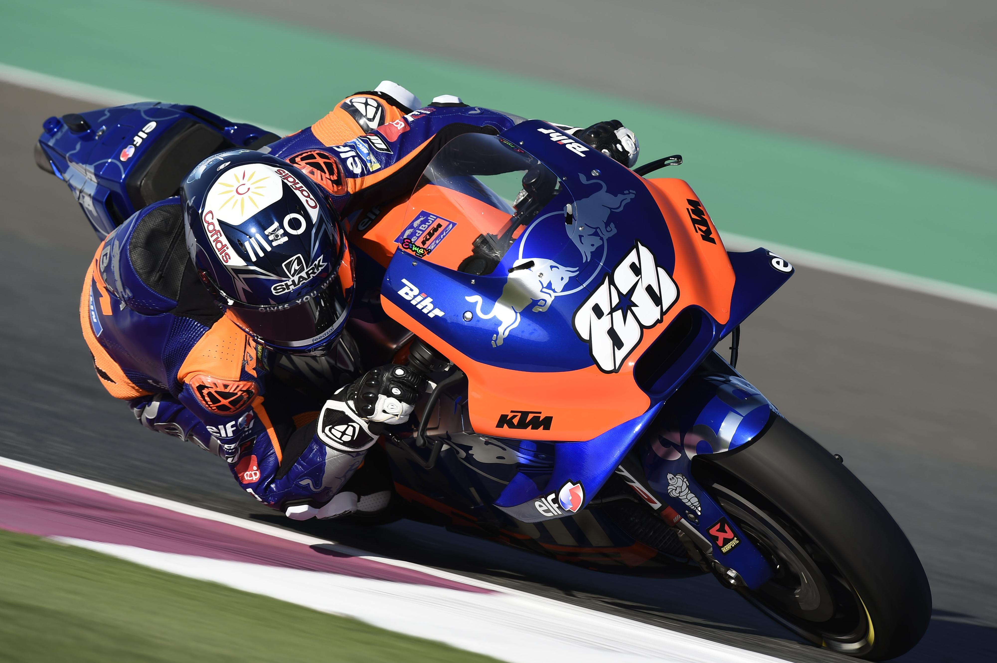 Good start for Miguel Oliveira in Qatar - Miguel Oliveira #88 ...