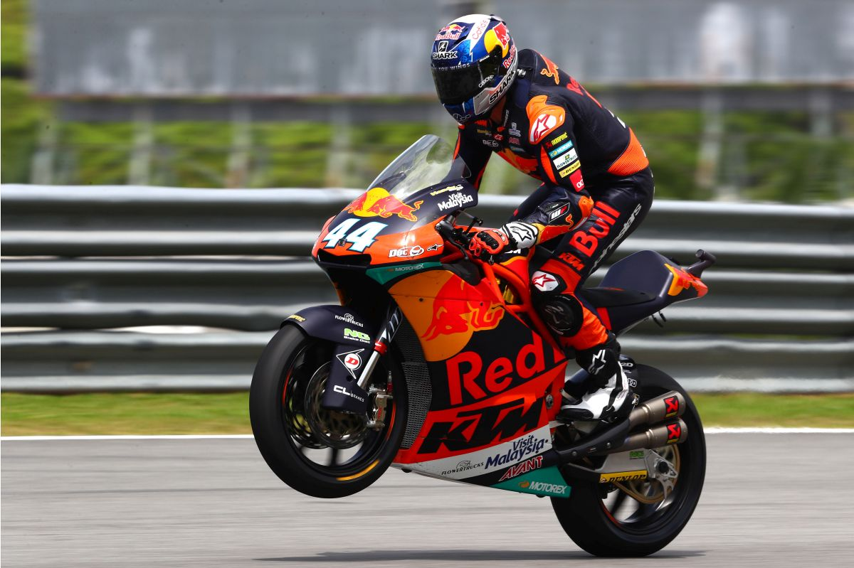 Miguel Oliveira to debut his new KTM tomorrow - Miguel Oliveira ...
