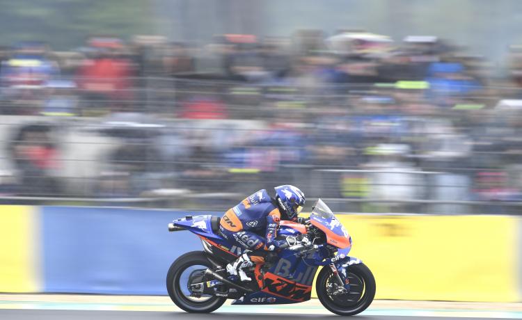 a1a267a6bd Miguel Oliveira volta a pontuar em Le Mans
